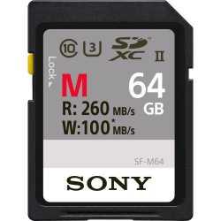 Atmiņas kartes - Sony atmiņas karte SDXC 64GB M-Series UHS-II - ātri pasūtīt no ražotāja