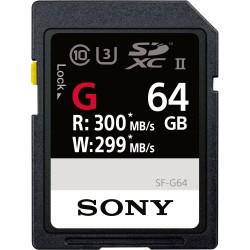 Atmiņas kartes - Sony atmiņas karte SDXC 64GB Professional UHS-II Class 10 - ātri pasūtīt no ražotāja