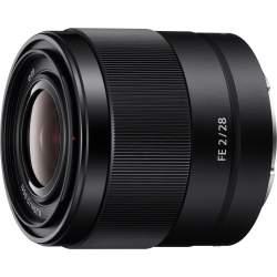 Objektīvi - Sony FE 28mm f/2.0 objektīvs - ātri pasūtīt no ražotāja
