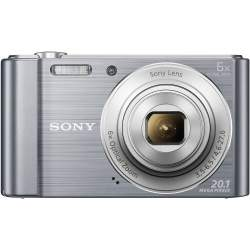 Compact cameras - Sony DSC-W810, silver - quick order from manufacturer