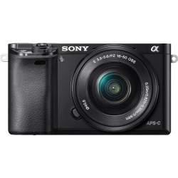 Беззеркальные камеры - Sony a6000 + 16-50мм Kit, чёрный - быстрый заказ от производителя
