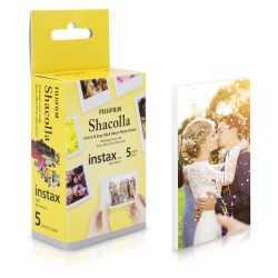 Dāvanas - Fujifilm Instax Mini Shacolla Box 5gb. - ātri pasūtīt no ražotāja