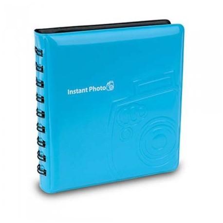 Фото подарки - Fujifilm Instax альбом Mini, синий - быстрый заказ от производителя