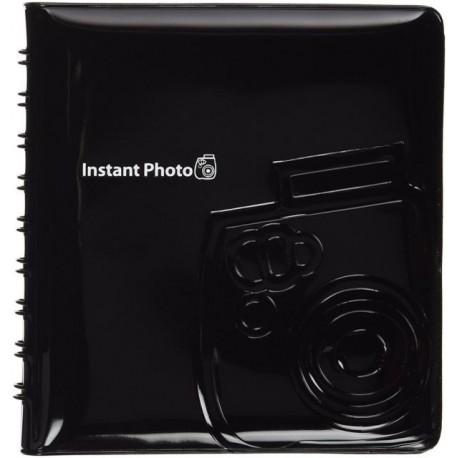 Фото подарки - Fujifilm Instax альбом Mini, черный - быстрый заказ от производителя