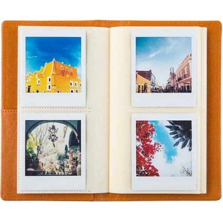 Photography Gift - Fujifilm Instax Square album, brown - quick order from manufacturer