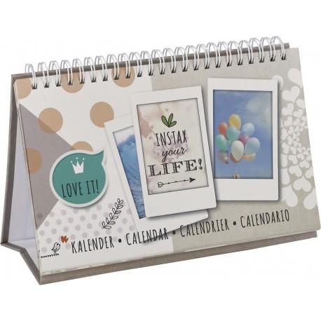 Фото подарки - Fujifilm Instax Mini calendar - купить сегодня в магазине и с доставкой