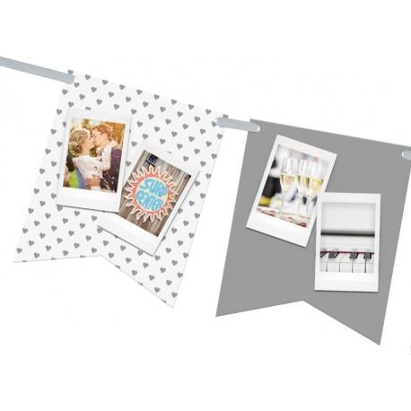 Фото подарки - Fujifilm Instax photo венок Just Married - быстрый заказ от производителя