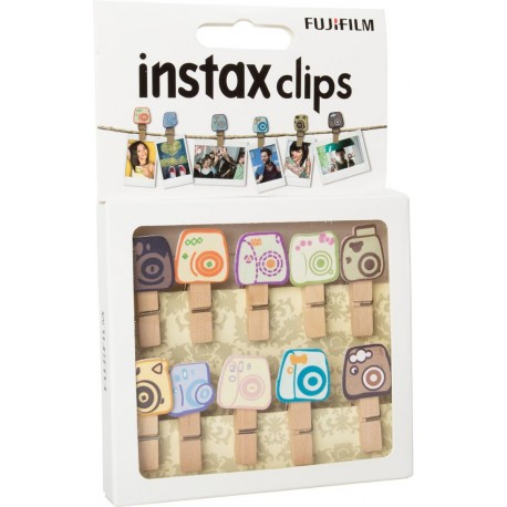 Фото подарки - Fujifilm Instax Design Clips Camera 10pcs - купить сегодня в магазине и с доставкой