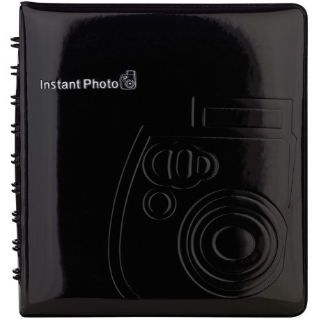 Photography Gift - Fujifilm Instax album Mini Jelly, black - quick order from manufacturer