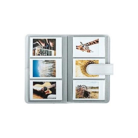 Dāvanas - Fujifilm Instax albums Laporta Mini 108, dūmu balts - ātri pasūtīt no ražotāja