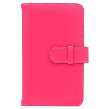 Фото подарки - Fujifilm Instax album Laporta Mini 120, pink - быстрый заказ от производителя