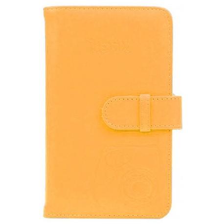 Photography Gift - Fujifilm Instax album Laporta Mini 120, orange - quick order from manufacturer