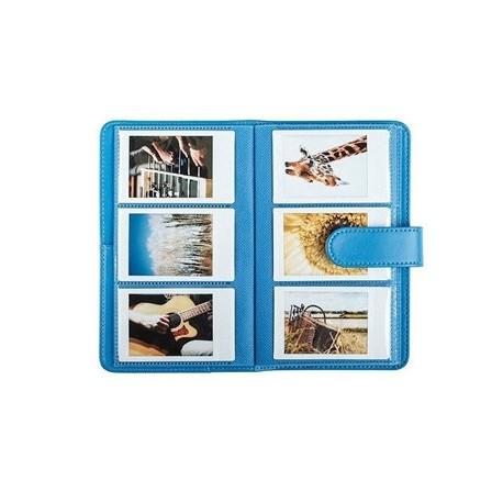 Фото подарки - Fujifilm Instax альбом Laporta Mini 108, голубой - быстрый заказ от производителя