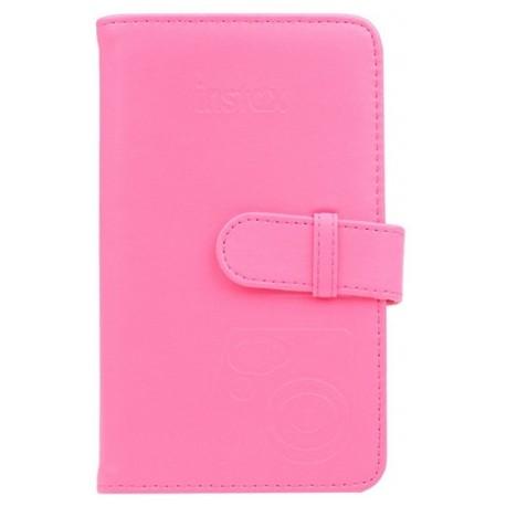 Dāvanas - Fujifilm Instax albums Laporta Mini 108, flamingo rozā - ātri pasūtīt no ražotāja