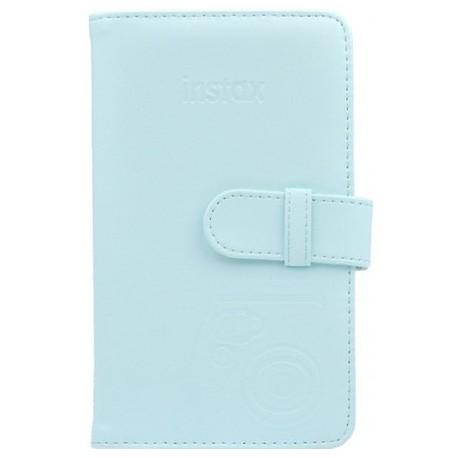 Фото подарки - Fujifilm Instax album Laporta Mini 108, ice blue - купить сегодня в магазине и с доставкой