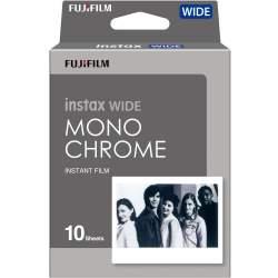 Картриджи для инстакамер - Fujifilm Instax Wide 1x10 Monochrome - купить сегодня в магазине и с доставкой