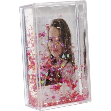 Фото подарки - Fujifilm Instax фото рамка Snow Globe Effect - быстрый заказ от производителя