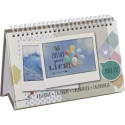 Dāvanas - Fujifilm Instax Wide kalendārs 13 fotoattēli - ātri pasūtīt no ražotāja