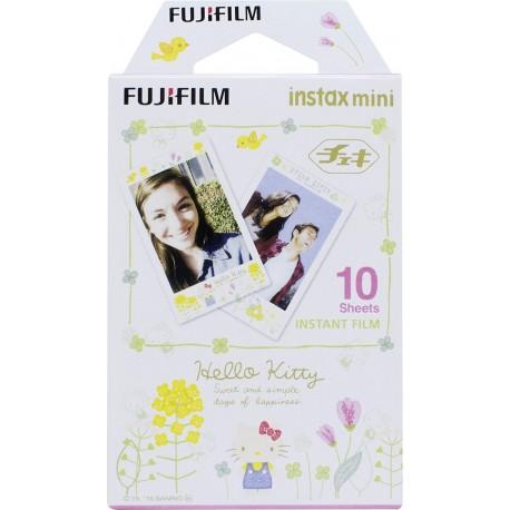 Instantkameru filmiņas - Fujifilm Instax Mini 1x10 Hello Kitty - купить сегодня в магазине и с доставкой