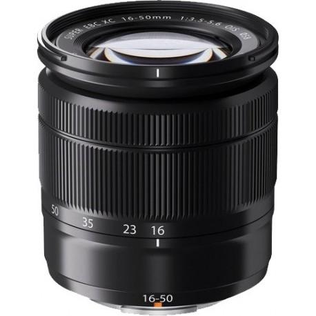 Объективы - Fujifilm Fujinon XC 16-50мм f/3.5-5.6 OIS объектив, черный - быстрый заказ от производителя