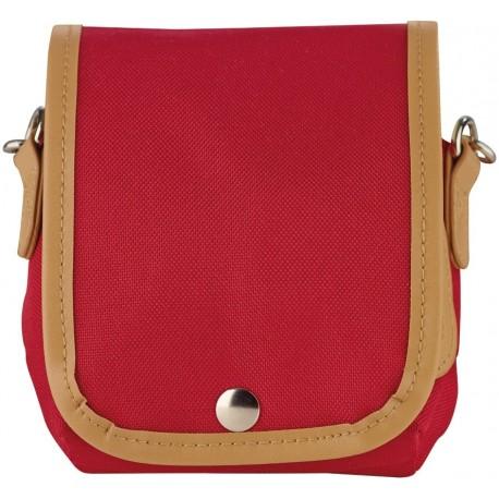 Фото чехлы и сумочки - Fujifilm Instax Mini 8 case, raspberry - быстрый заказ от производителя