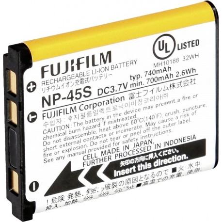 Батареи для фотоаппаратов и видеокамер - Fujifilm battery NP-45S - быстрый заказ от производителя