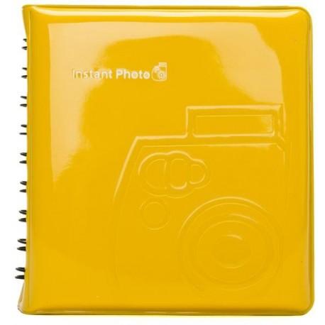 Фото подарки - Fujifilm album Instax Mini Jelly, yellow - быстрый заказ от производителя