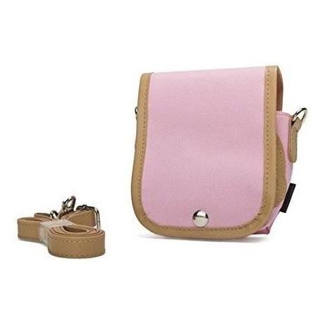Фото чехлы и сумочки - Fujifilm Instax Mini 8 case, pink - быстрый заказ от производителя