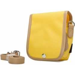 Koferi Instant kameram - Fujifilm Instax Mini 8 kott, yellow - быстрый заказ от производителя