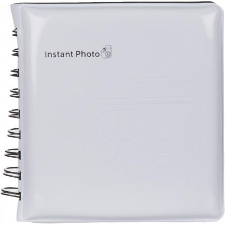 Фото подарки - Fujifilm альбом Instax Mini Jelly, белый - быстрый заказ от производителя