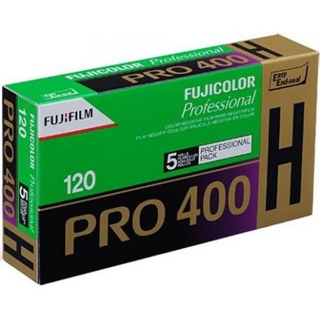 Фото плёнки - Fujifilm Fujicolor filmiņa Pro 400H 120×5 - купить сегодня в магазине и с доставкой