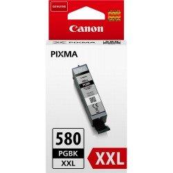 Printeri - Canon tintes kasetne PGI-580 XXL PGBK, melna - ātri pasūtīt no ražotāja