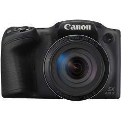 Kompaktkameras - Canon PowerShot SX430 IS, melns - ātri pasūtīt no ražotāja