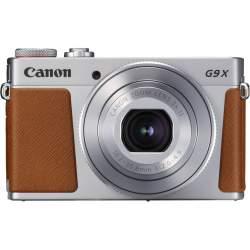 Kompaktkameras - Canon PowerShot G9 X Mark II, sudrabots - ātri pasūtīt no ražotāja