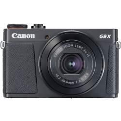 Kompaktkameras - Canon PowerShot G9 X Mark II, melns - ātri pasūtīt no ražotāja