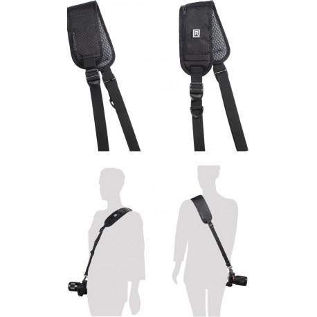 Siksniņas un turētāji - Camera strap BlackRapid Classic Retro RS-4 - perc šodien veikalā un ar piegādi