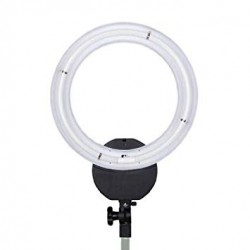 """""""Ring"""" Continious Light - Falcon Eyes Ring Lamp FLC-55 55W + TMB-20Z - buy today in store and with delivery"""