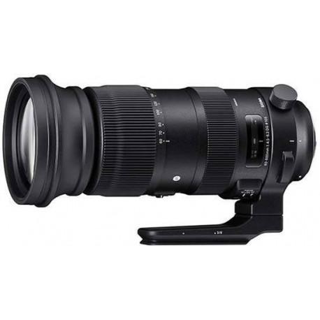 Objektīvi - Sigma 60-600mm f/4.5-6.3 DG OS HSM Sports lens for Nikon - ātri pasūtīt no ražotāja