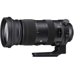 Lenses - Sigma 60-600mm f/4.5-6.3 DG OS HSM Sports lens for Canon - quick order from manufacturer