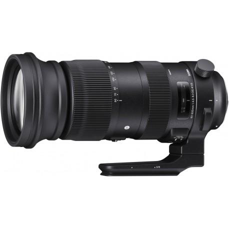 Objektīvi - Sigma 60-600mm f/4.5-6.3 DG OS HSM Sports lens for Canon - ātri pasūtīt no ražotāja