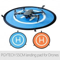 Multikopteru aksesuāri - PGYTECH Landing pad for Drones, 55cm P-GM-101 - quick order from manufacturer