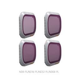 Multikopteru aksesuāri - PGYTECH Filter for MAVIC 2 PRO - ND/PL SET (Advanced) (ND8/PL ND16/PL ND32/PL ND64/PL) P-HAH-030 - ātri pasūtīt no ražotāja