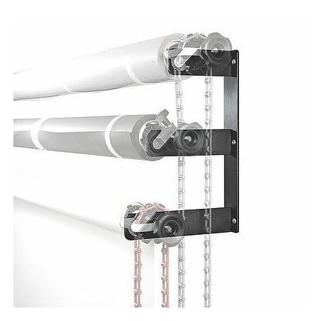 Fonu turētāji - Manfrotto trīskārši āķi papīra fonu stiprināšanai 045 - ātri pasūtīt no ražotāja