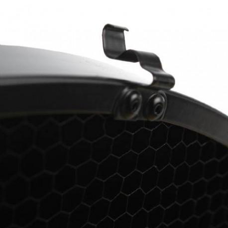 Reflektori - Linkstar beauty dish šūnas 400mm LFA-400-HC3 (sunas platums 5.2mm) 561340 - ātri pasūtīt no ražotāja