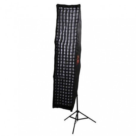Softboxes - Falcon Eyes Softbox 40x180 cm + Honeycomb Grid FER-SB40180HC - quick order from manufacturer