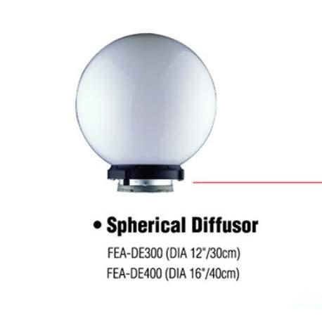 Рефлекторы - Falcon Eyes Diffusor Ball FEA-DB300 Ш 30 cm - быстрый заказ от производителя