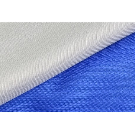 Backgrounds - StudioKing Background Cloth 2,7x5 m Blue/Grey - buy today in store and with delivery