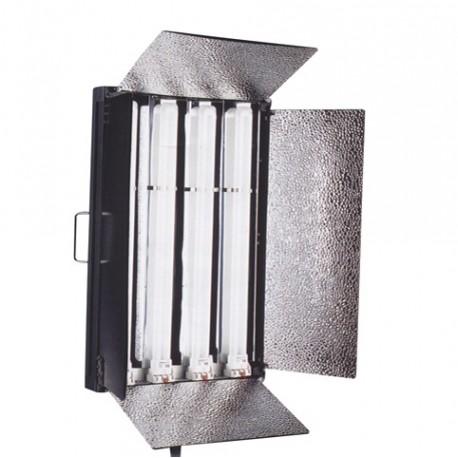 Флуоресцентное освещение - Falcon Eyes Daylight Lamp DFL-554 4 x 55W - быстрый заказ от производителя