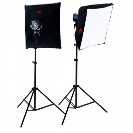 Галогенное освещение - Falcon Eyes Quartz Lamp Set QLTK-21000 - быстрый заказ от производителя