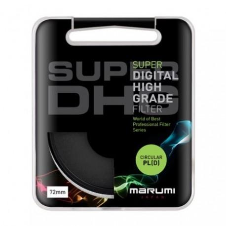Поляризационные фильтры - Marumi Circ. Pola Filter Super DHG 58 mm - купить сегодня в магазине и с доставкой